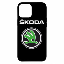 Чехол для iPhone 12 Pro Max Skoda