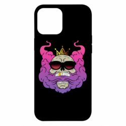 Чохол для iPhone 12 Pro Max Skull in the Crown
