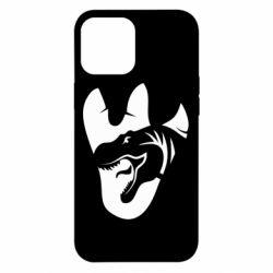 Чехол для iPhone 12 Pro Max След динозавра