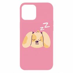 Чохол для iPhone 12 Pro Max Sleeping dog