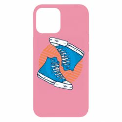 Чехол для iPhone 12 Pro Max Snickers shoes