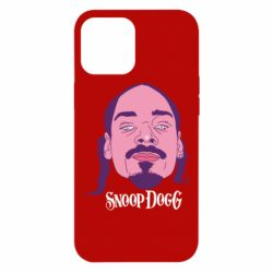 Чехол для iPhone 12 Pro Max Snoop Dogg