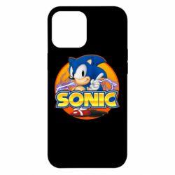 Чохол для iPhone 12 Pro Max Sonic lightning