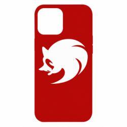 Чехол для iPhone 12 Pro Max Sonic logo