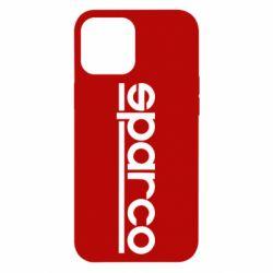 Чехол для iPhone 12 Pro Max Sparco