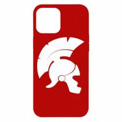 Чехол для iPhone 12 Pro Max Spartan helmet