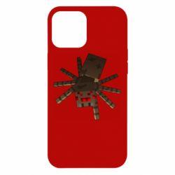 Чехол для iPhone 12 Pro Max Spider from Minecraft
