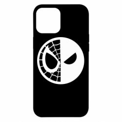 Чохол для iPhone 12 Pro Max Spider Man and Deadpool