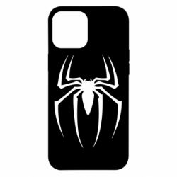 Чехол для iPhone 12 Pro Max Spider Man Logo