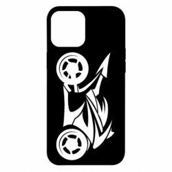 Чохол для iPhone 12 Pro Max Спортивный байк