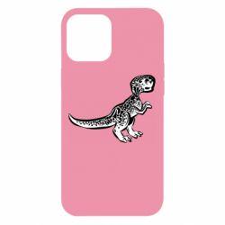 Чохол для iPhone 12 Pro Max Spotted baby dinosaur