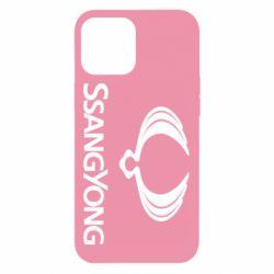 Чохол для iPhone 12 Pro Max SsangYong Logo