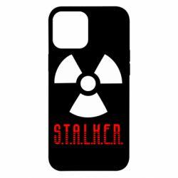 Чехол для iPhone 12 Pro Max Stalker