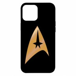 Чехол для iPhone 12 Pro Max Star Trek Logo
