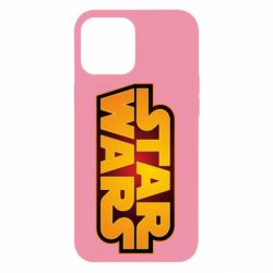 Чохол для iPhone 12 Pro Max Star Wars Gold Logo