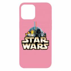 Чохол для iPhone 12 Pro Max Star Wars Lego