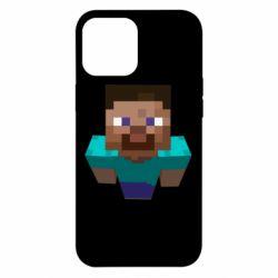Чехол для iPhone 12 Pro Max Steve from Minecraft