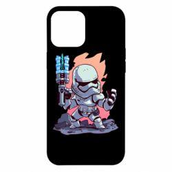 Чохол для iPhone 12 Pro Max Stormtrooper chibi