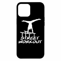Чохол для iPhone 12 Pro Max Street workout