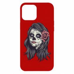 Чохол для iPhone 12 Pro Max Sugar girl with a rose