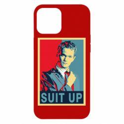 Чехол для iPhone 12 Pro Max Suit up!