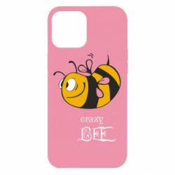 Чехол для iPhone 12 Pro Max Сумасшедшая пчелка
