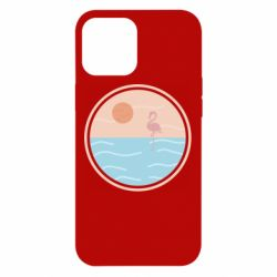 Чохол для iPhone 12 Pro Max Summer in a circle