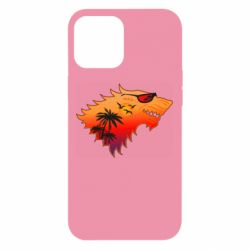 Чехол для iPhone 12 Pro Max Summer Wolf with glasses Game of Thrones