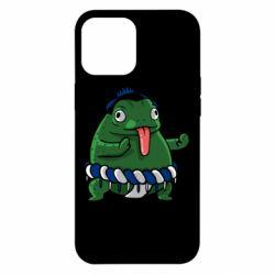 Чехол для iPhone 12 Pro Max Sumo toad