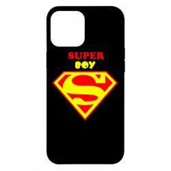 Чохол для iPhone 12 Pro Max Super Boy