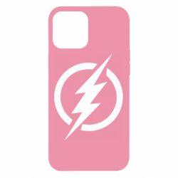 Чохол для iPhone 12 Pro Max Superhero logo
