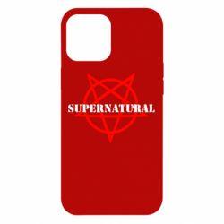 Чехол для iPhone 12 Pro Max Supernatural
