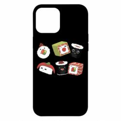 Чохол для iPhone 12 Pro Max Sushi