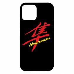 Чехол для iPhone 12 Pro Max Suzuki Hayabusa