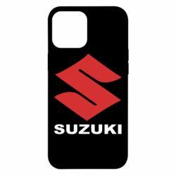 Чехол для iPhone 12 Pro Max Suzuki