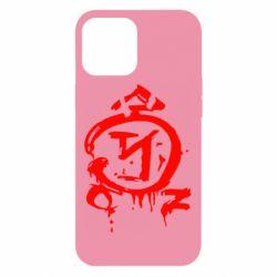 Чехол для iPhone 12 Pro Max Сверхъестественное логотип