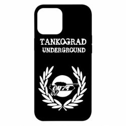 Чохол для iPhone 12 Pro Max Tankograd Underground
