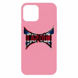 Чехол для iPhone 12 Pro Max Tapout England