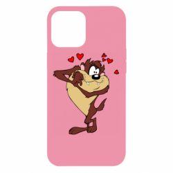 Чехол для iPhone 12 Pro Max Taz in love