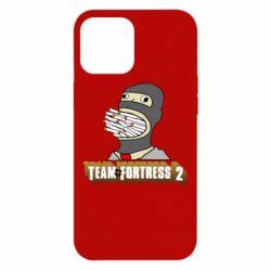 Чехол для iPhone 12 Pro Max Team Fortress 2 Art