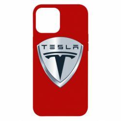 Чехол для iPhone 12 Pro Max Tesla Corp