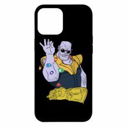 Чохол для iPhone 12 Pro Max Thanos Art