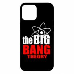 Чохол для iPhone 12 Pro Max The Bang theory Bing