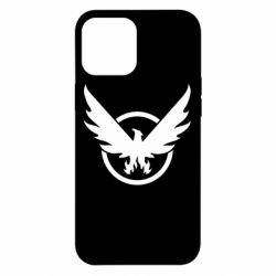 Чохол для iPhone 12 Pro Max The Division logo