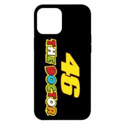 Чехол для iPhone 12 Pro Max The Doctor Rossi 46