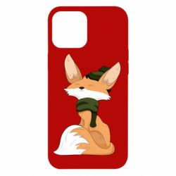 Чохол для iPhone 12 Pro Max The Fox in the Hat