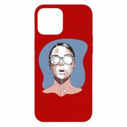 Чохол для iPhone 12 Pro Max The girl is doused with milk