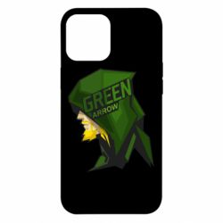 Чохол для iPhone 12 Pro Max The Green Arrow