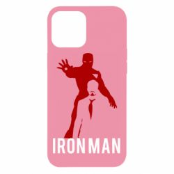 Чехол для iPhone 12 Pro Max The Invincible Iron Man