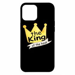 Чохол для iPhone 12 Pro Max The king of the house